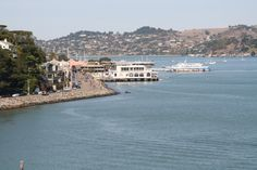 Sausalito waterfront - Marin County, CA