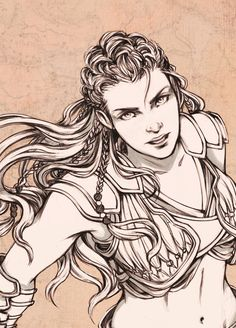 """[ The Wandering Artist ] — WIP - """"Lightkeeper"""" (Aloy, Horizon Zero Dawn). Horizon Zero Dawn Wallpaper, Horizon Zero Dawn Aloy, Fanart, Character Creation, Fun At Work, Dungeons And Dragons, Game Art, Character Inspiration, Fantasy Art"""