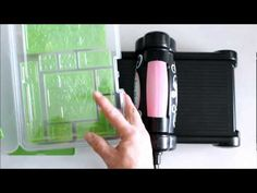 How To Use Cuttlebug All-In-One In Sizzix Big Shot