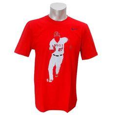 マイク・トラウトのTシャツ