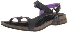 Teva Women's Cabrillo Universal Sandal,Black/Purple,8 M US