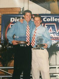 Meet my former coach at North Central College, Al Carius. A true legend! #NCAA #NCC #coach #lifelessons