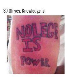 Worst tattoo