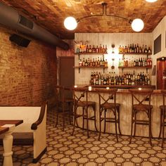 A swank new bar aims to bring New Orleans to NYC.