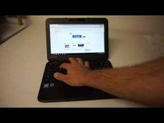 Lenovo N22-20 Chromebook - notebook ieftin şi portabil, cu sistem de operare…