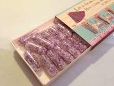 Need a little sparkle?  Glitter Pills!  @ Ladybug Blessings