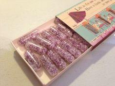 Need a little sparkle?  Glitter Pills!  @ Ladybug Blessings