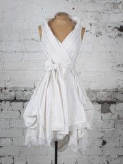 Trench Dress with Lace Trim | Blonde And Wise www.blonde-and-wise.co.uk