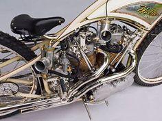 2007 SE Service Custom Speedway style Knucklehead