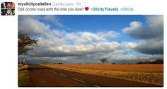 Myolicitycaitallen for the #OlicityTravels Project