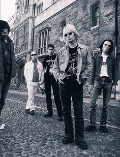Radiohead, Oxford, October 1993 - By Ken Sharp