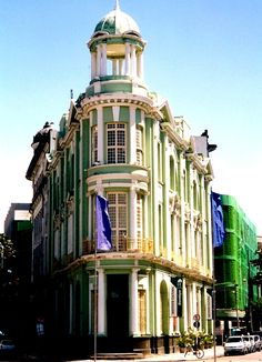 Recife - old town colonial architecture - Brazil