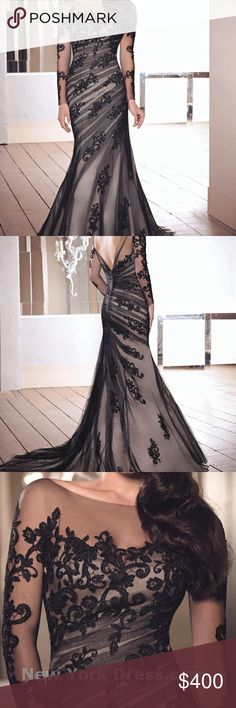 New VM Dress Long VM dress new with tags. Style number 70819 VM Dresses