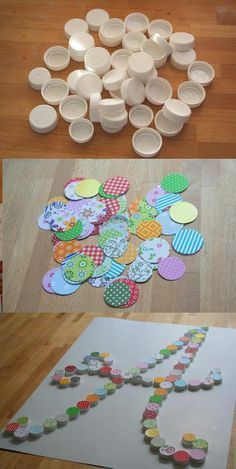Ideas Diy Crafts To Sell Creative Make Money Crafts To Sell, Easy Crafts, Diy And Crafts, Crafts For Kids, Arts And Crafts, Paper Crafts, Sell Diy, Bottle Top Crafts, Plastic Bottle Crafts