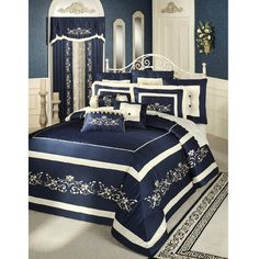 Laurent Grande Queen Bedspread Bedding