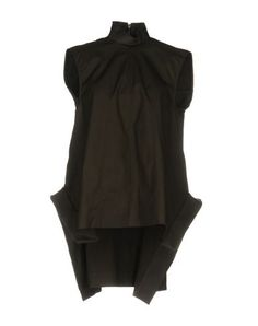 RICK OWENS Top. #rickowens #cloth #dress #top #skirt #pant #coat #jacket #jecket #beachwear #