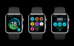 Smartwatch User Interaction – Stanfy. Designing Mobile Experience – Medium