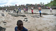 Terribles desastres e inundaciones provocadas por el huracán Mathew. by http://es.gizmodo.com/