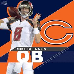 """21.4k Likes, 702 Comments - NFL (@nfl) on Instagram: """"Potential deal between @chicagobears + @mikeglennon expected to average $14.5 million per year over…"""""""