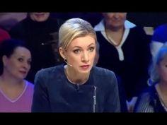 Мария Захарова разъясняет хохлам, кто ими управляет на самом деле (видео)