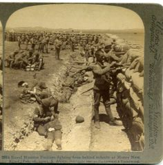 BOER WAR UNDERWOOD STEREOSCOPIC VIEW CARD ROYAL MUNSTER FUSILIERS 28 | eBay Forgetting The Past, Historical Images, British Army, Afrikaans, Camps, South Africa, Irish, Sons, Empire