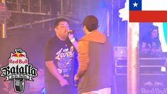 Freestyle Rap, La Red, Red Bull, Hiphop, Chile, Concert, Fun, Rap Battle, Roosters