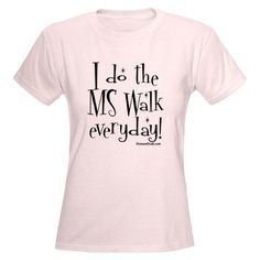 MS awareness. Learn more about MS Diet at MSDietForWomen.com