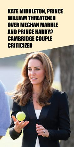 Kate Middleton, Prince William Threatened Over Meghan Markle And Prince Harry? Cambridge Couple Criticized - Taste Every Season Kate Middleton News, Kate Middleton Prince William, Prince William And Kate, Duke And Duchess, Duchess Of Cambridge, Feeling Insecure, Meghan Markle, Prince Harry, Queen Elizabeth