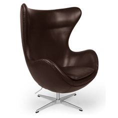 This Premium Egg Chair Reproduction And The Matching Ottoman Are A  Sculptural Mau2026 | Best Bean Bags | Pinterest | Egg Chair, Arne Jacobsen And  Ottomans
