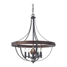 Found it at Wayfair - Alston 5 Light Chandelier