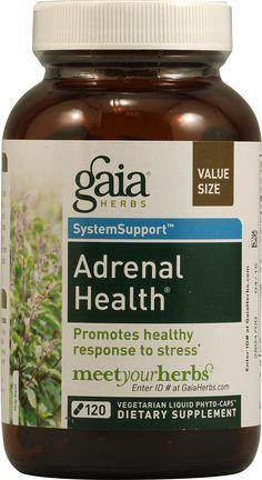 #setandsave Gaia Herbs Adrenal Health®