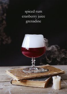we will be adding images with simple adult drink recipes along [use dry ice with caution, don't hold it in hands for too long, use small chunks that dissolve quickly, don't put it in your mouth]