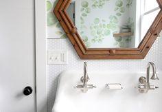 Useful Walk-in Shower Design Ideas For Smaller Bathrooms – Home Dcorz Adhesive Tile Backsplash, Adhesive Tiles, I Spy Diy, Budget Bathroom Remodel, Smart Tiles, Walk In Shower Designs, Apartment Makeover, Home Repairs, Small Bathroom