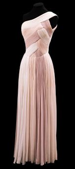 Evening dress French (Paris), 1962 Designed by Madame Grès, French, 1903–1993