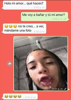 Cute Wallpapers, Face, Wave, Amor, Hilarious Texts, Humor In Spanish, Lol Quotes, Funny Jok, Powerful Quotes