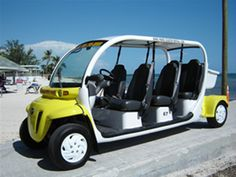 Key West Electric Car Rentals with Pirate Scooter Rentals of Key West. Rent your Key West Electric Cars today. Key West Florida, Florida Keys, Key West Activities, Key West Attractions, Key West Hotels, Electric Car, Golf Carts, Car Rental, Things To Do