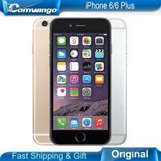 Оригинальный Разблокирована Apple iPhone 6 Сотовые Телефоны 1 ГБ ОПЕРАТИВНОЙ…