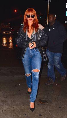 NYC 6/02  Rihanna ∞