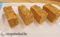 Marlenka recept Receptneked konyhájából - Receptneked.hu Cornbread, Ethnic Recipes, Food, Caramel, Millet Bread, Essen, Meals, Yemek, Corn Bread