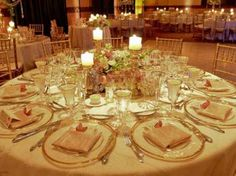Wedding Arrangements - Planning For Decorations and Table Centerpieces