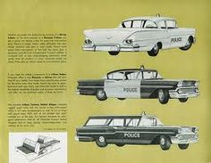 1958 Chevy Car Ad