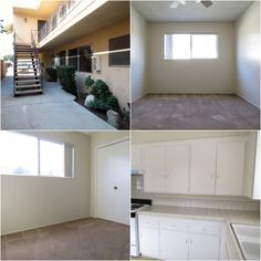 Great 3-bedroom/2-bath #apartment in a prime #LongBeach location, very close to Signal Hill and Long Beach City College, as well as the beach and the 710 freeway.