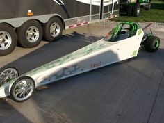 08 Half scale Jr dragster for Sale in MUSCATINE, IA | RacingJunk Classifieds