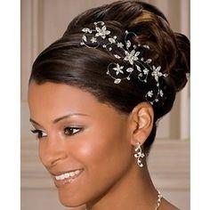 Beautiful hair accessory!