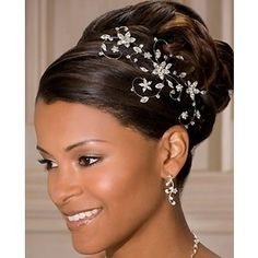 Beautiful hair accessory!