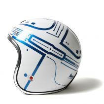 WOW- Tron bike / motorcycle helmet from Colette