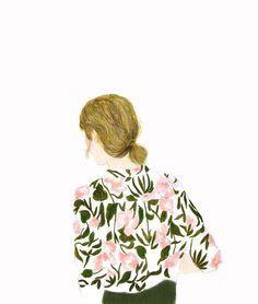 Illustration Crush: Daniela Dahf Henríquez