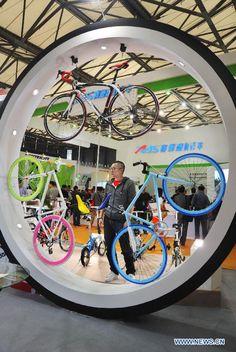 "bicycle exhibition - ""Google"" paieška"