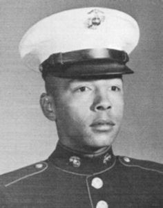 Virtual Vietnam Veterans Wall of Faces   JIMMY J TENORIO   MARINE CORPS