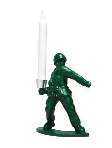 Toy Soldier Candle Holder at the Wolfsonian Museum Shop
